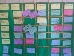 OpenSpace Schedule